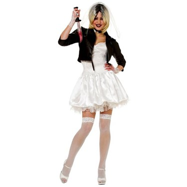 Bride of Chucky Sexy Adult Costume
