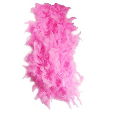 Bright Pink Boa Child