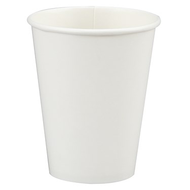 Bright White (White) 9 oz. Cups (24 count)