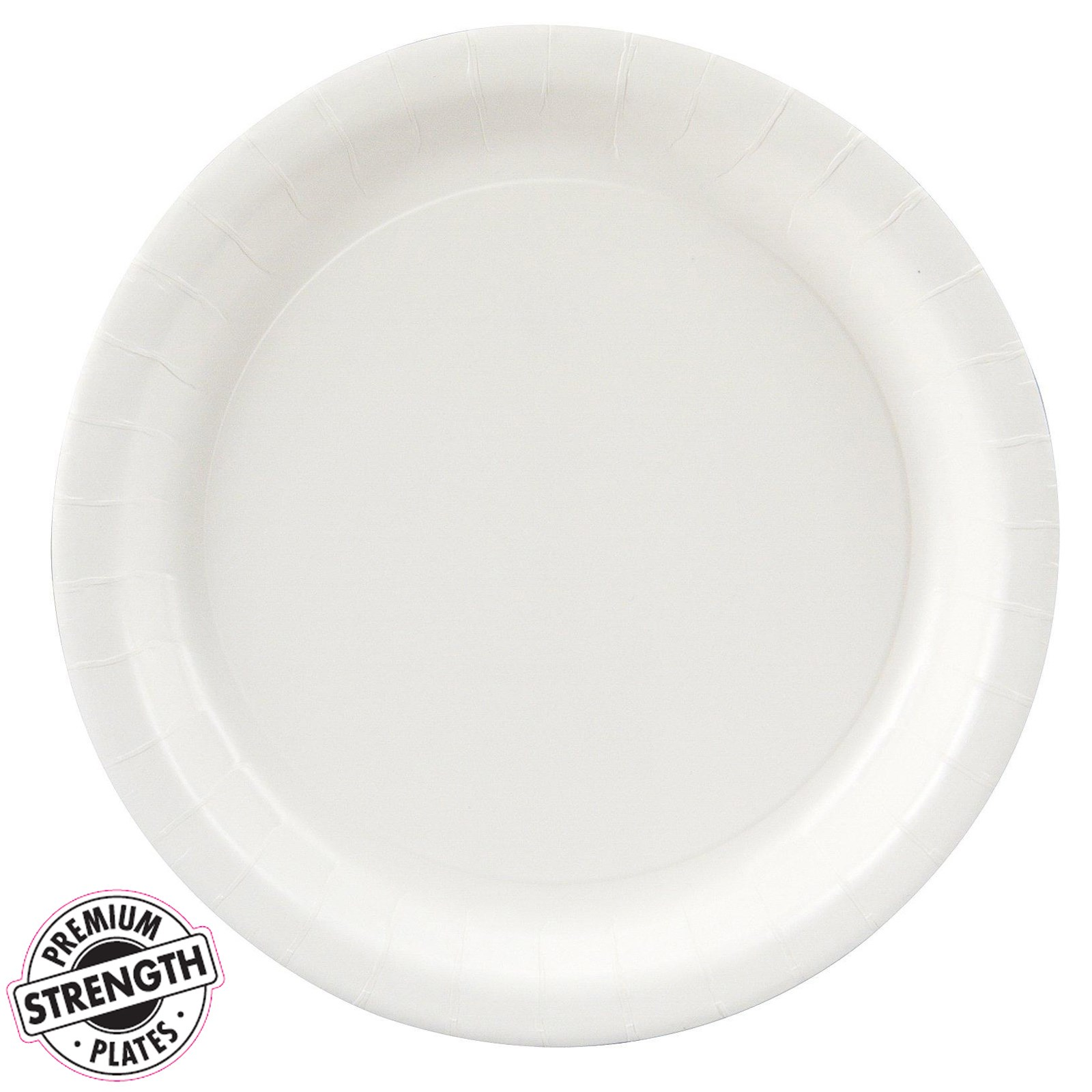 bright white white dinner plates 24 count. Black Bedroom Furniture Sets. Home Design Ideas