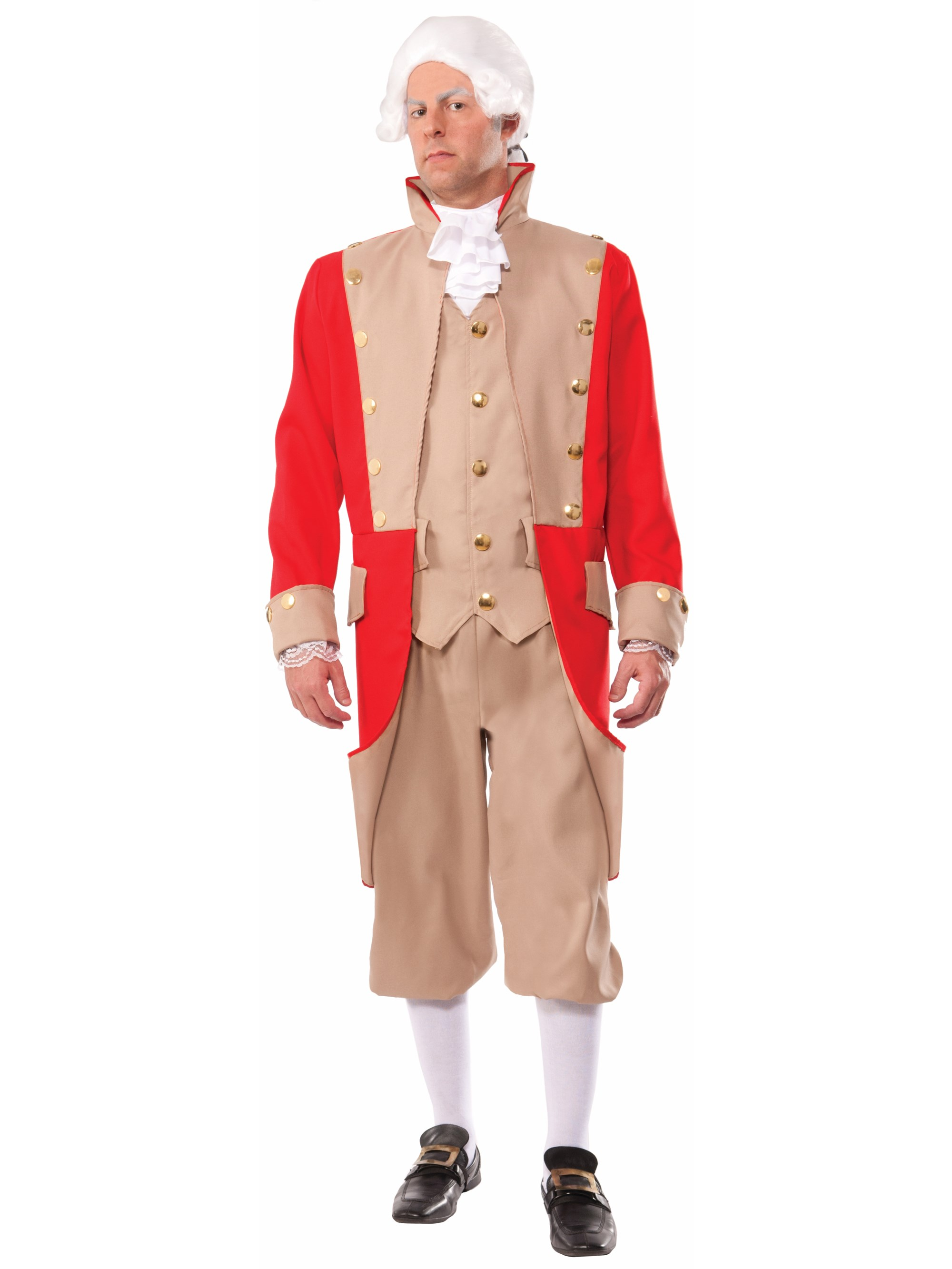 British Red Coat for Adults | BuyCostumes.com