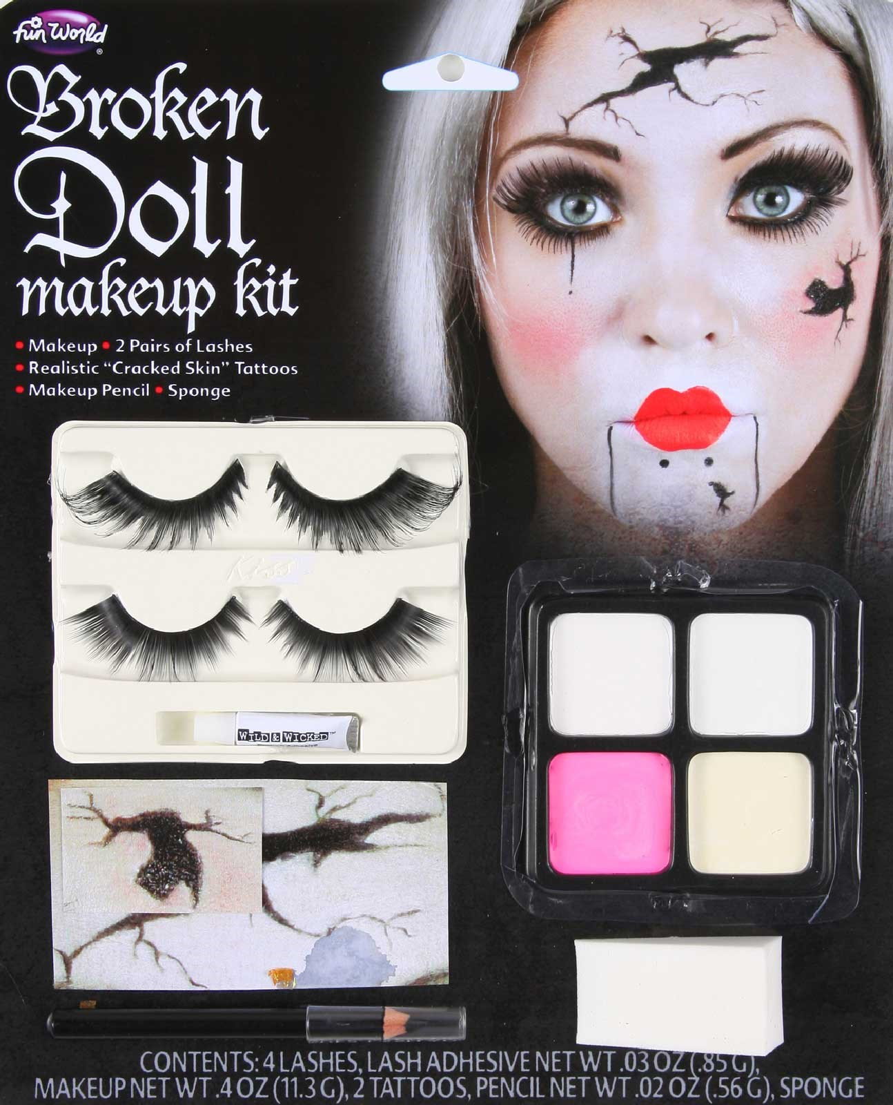 Doll Accessory Makeup Kit