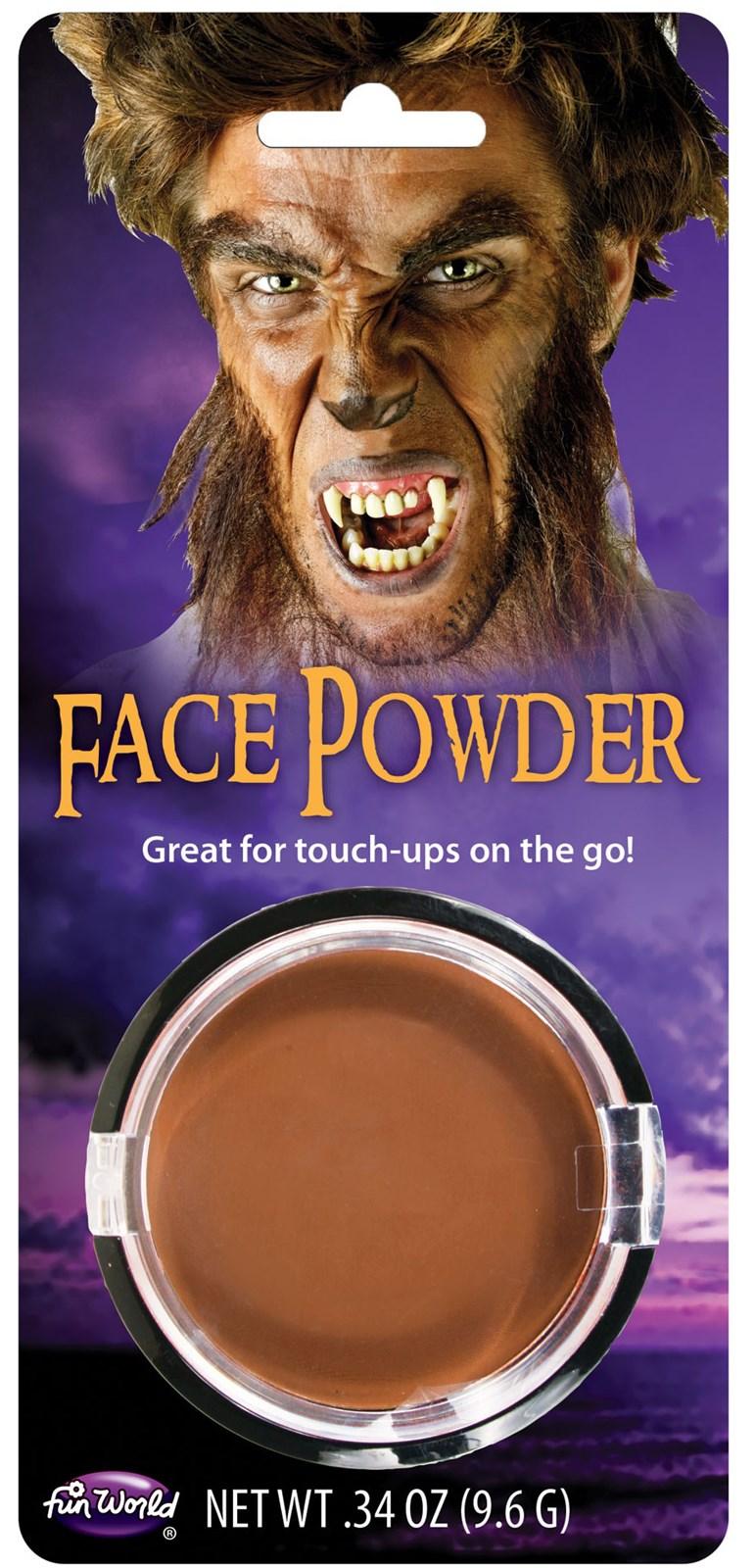 Brown Face Powder