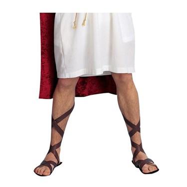 Brown Roman Sandal Adult