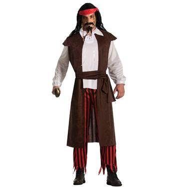 Buccaneer Baron Pirate Adult Costume