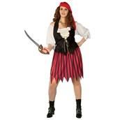 Buccaneer Bride Adult Plus Costume