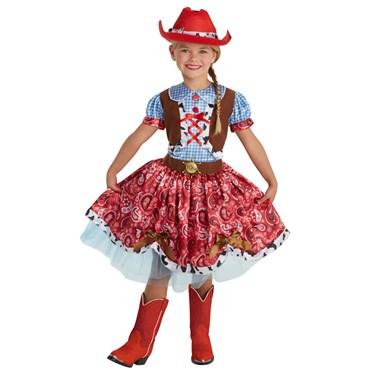 Buckaroo Beauty Child Costume