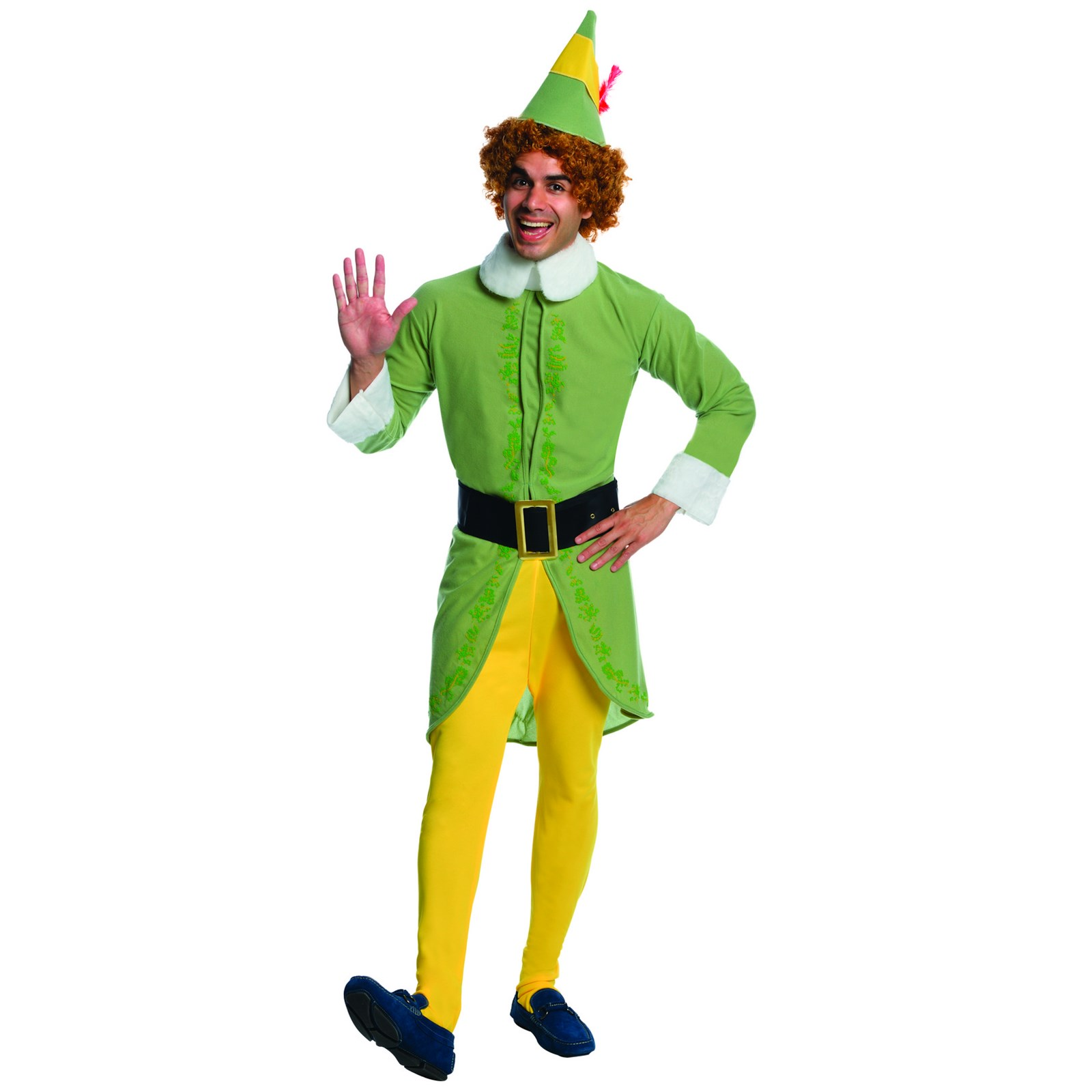 Buddy Elf Adult Costume | BuyCostumes.com