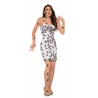 Bugging Out Dress Adult Costume