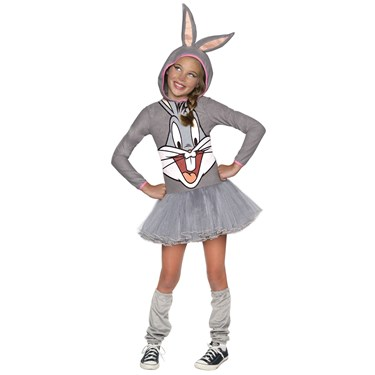 Bugs Bunny Costume For Girls