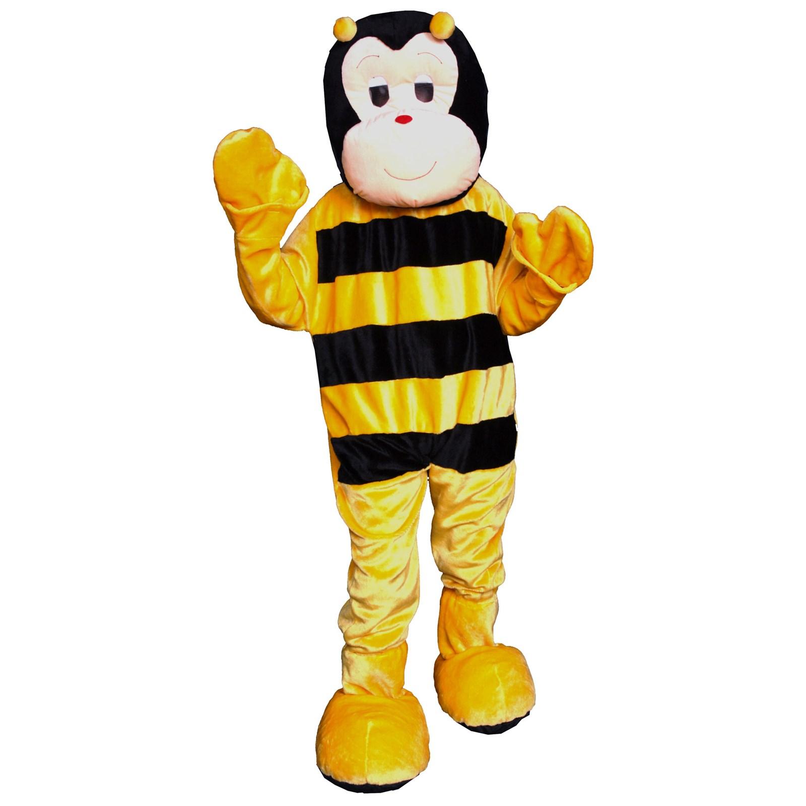 bumble bee economy mascot costume buycostumes com