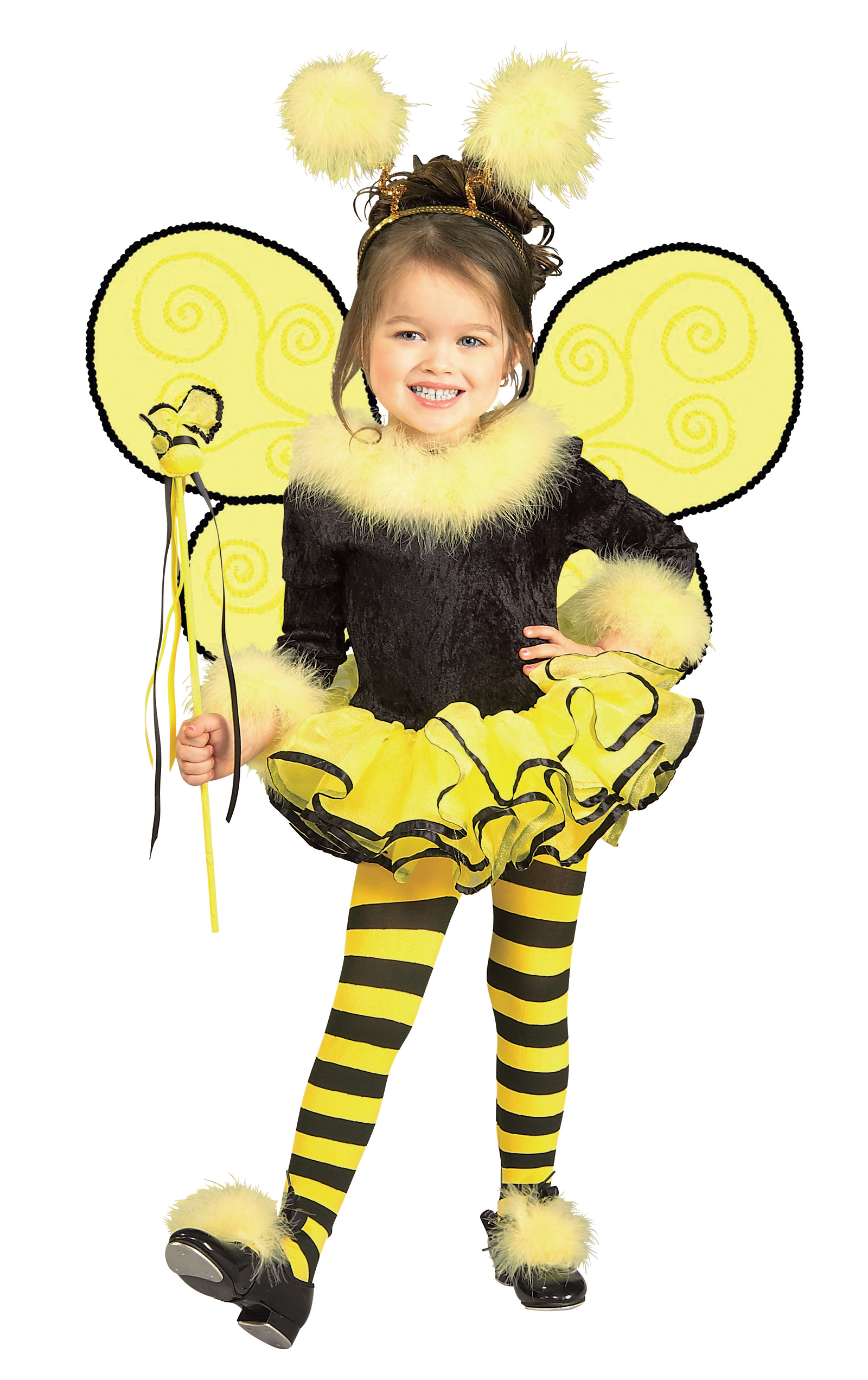 bumblee bee toddler child costume buycostumes com toddler girl halloween costumes