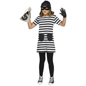Burglar Child Costume