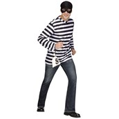 Burglar Mens Adult