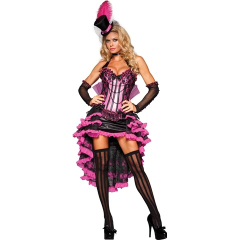 Burlesque Beauty Adult Costume