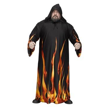 Burning Cloak for Adult Plus
