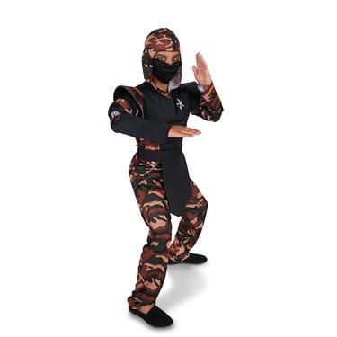 Camo Ninja Child Costume