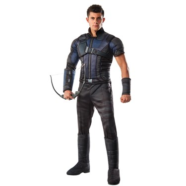 Captain America Civil War- Hawkeye Deluxe Adult Costume