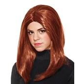 Captain America Winter Soldier - Black Widow Child Wig