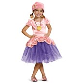 Captain Jake and the Never Land Pirates: Kids Izzy Tutu Deluxe Costume