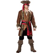 Captain Skullduggery Elite Adult Costume