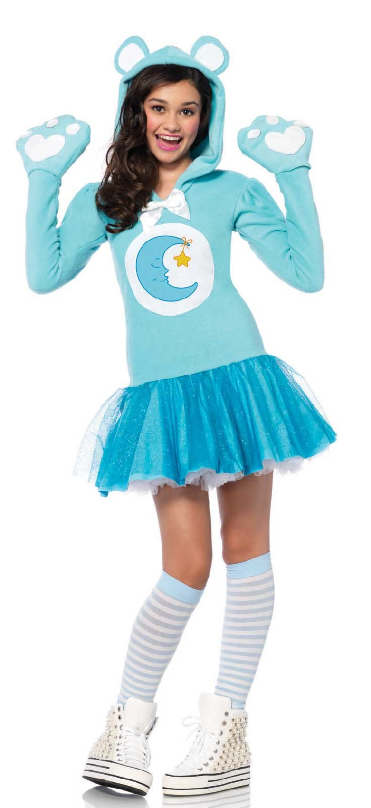 Care Bears - Bedtime Bear Teen Costume | BuyCostumes.com