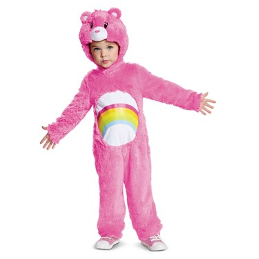 Care Bears  Cheer Bear Deluxe Plush Costume