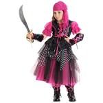 Caribbean Pirate Child Costume