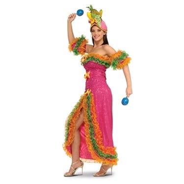 Carmen Miranda Adult Costume