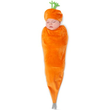 Carrot Cutie Infant Bunting