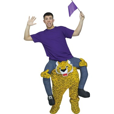 Ride a Tiger Adult Costume