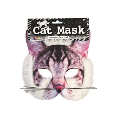 Cat Adult Mask
