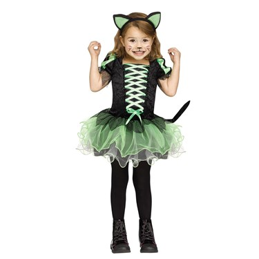 Cat Queen Toddler Costume