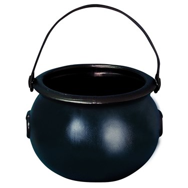 Cauldron Candy Bucket