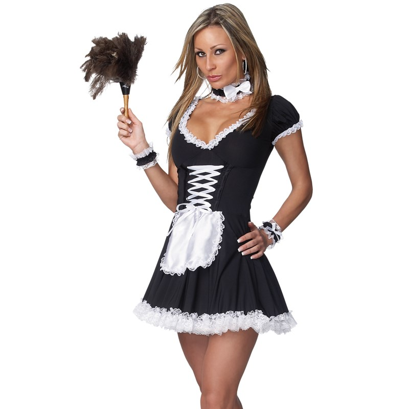 Chamber Maid Sexy Adult Costume