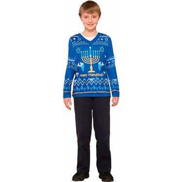 Chanukah Child Sweater