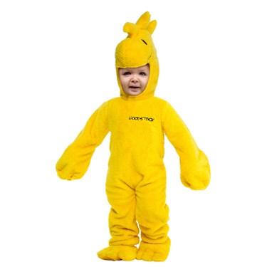 Charlie Brown Woodstock Deluxe Toddler Costume