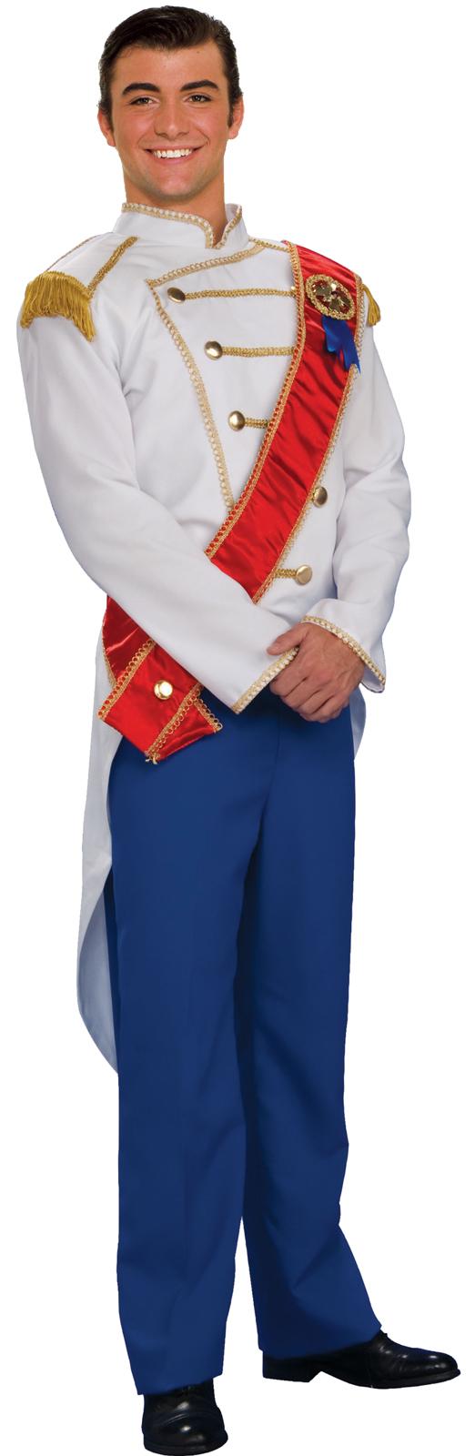 charming prince adult costume buycostumescom - Prince Charming Halloween Costumes