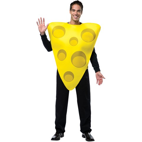Cheese Adult Tunic Costume