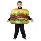 Cheeseburger Child Costume