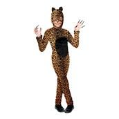 Cheetah Cat Child Costume