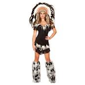 Cherokee Womens Princess Indian Costume