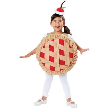 Cherry Pie Child Costume
