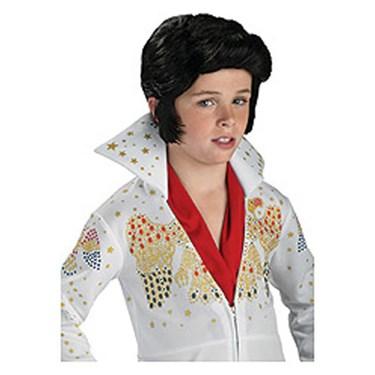 Child Elvis Wig