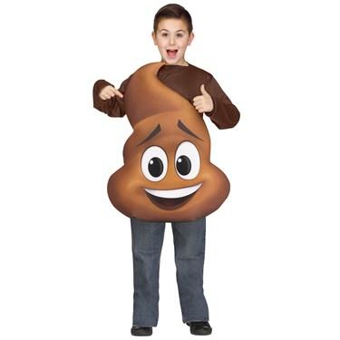Sony's The Emoji Movie Child Poop Jr. Tunic