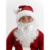 Child Santa Beard