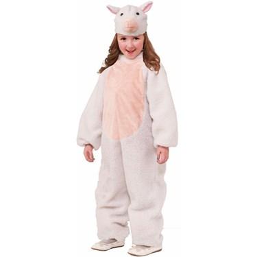 Childrens Nativity Sheep Costume