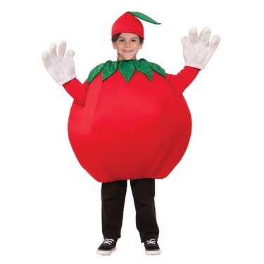Childrens Tomato Costume