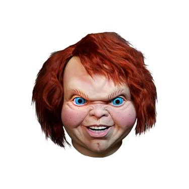 Child's Play 2 Adult Evil Chucky Mask