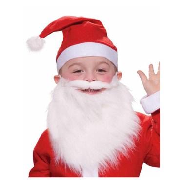 Child's Santa Beard